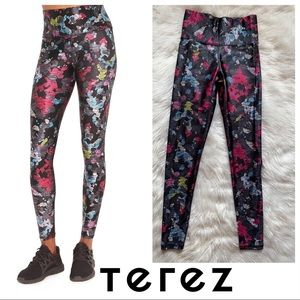 New! TEREZ Splash Air Force High-Rise Leggings